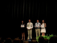 2017 Middle School Awards